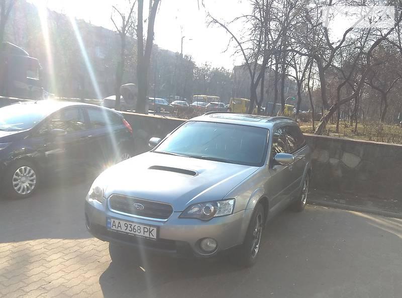 Subaru Legacy 2006 года в Киеве