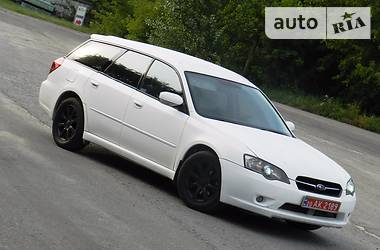 Subaru Legacy Wagon 2004 в Хмельницком