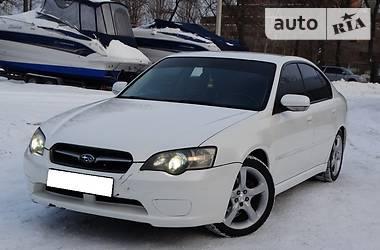 Subaru Legacy 2003 в Днепре