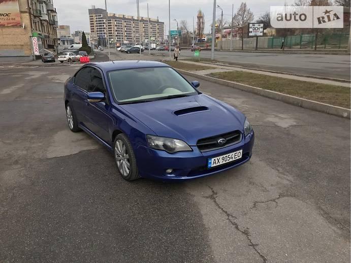 Subaru Legacy 2004 года в Харькове