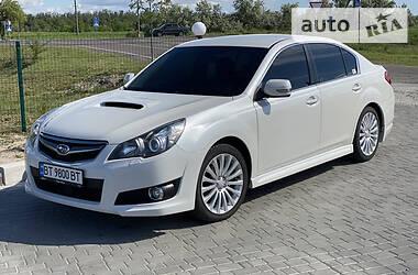 Subaru Legacy 2010 в Голой Пристани
