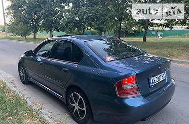 Subaru Legacy 2003 в Харькове