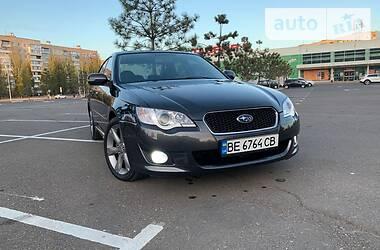 Subaru Legacy 2008 в Николаеве