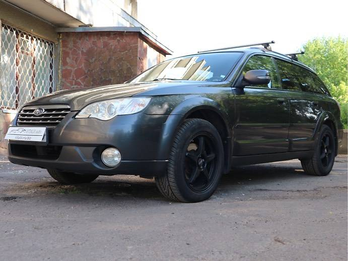 Subaru Outback 2008 в Трускавце
