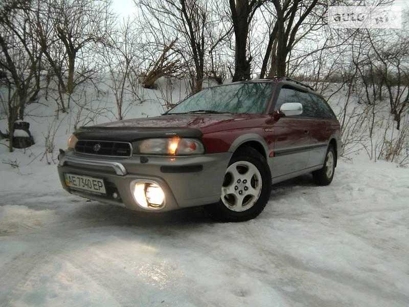 Subaru Outback 1998 года в Днепре (Днепропетровске)