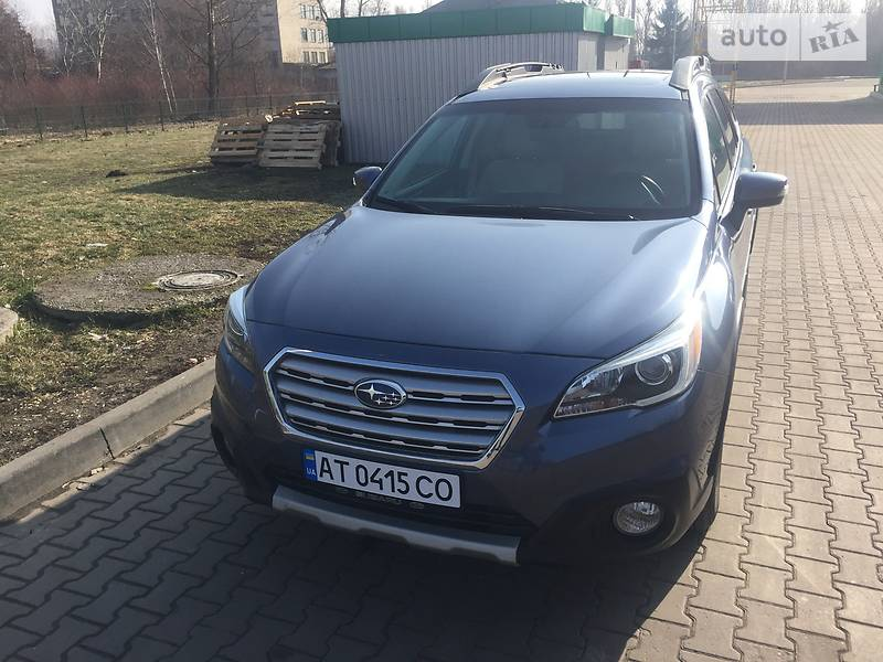 Subaru Outback 2015 року в Івано-Франківську