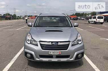 Subaru Outback 2014 в Львові