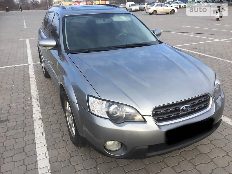 Subaru Outback 2006 в Запорожье