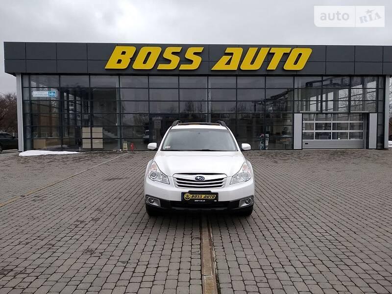 Унiверсал Subaru Outback 2012 в Івано-Франківську
