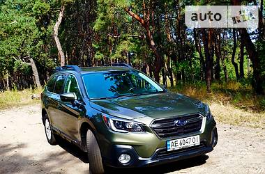 Унiверсал Subaru Outback 2019 в Дніпрі