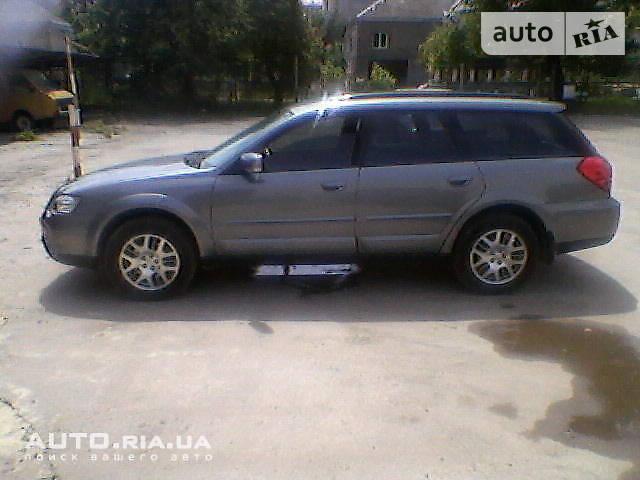 Subaru Outback 2005 в Тернополе