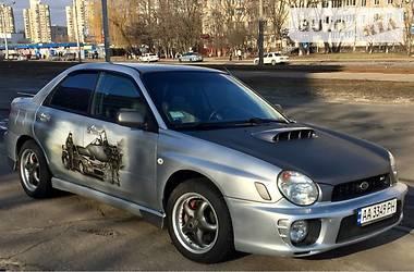 Subaru WRX 2001 в Киеве