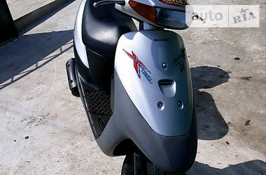 Suzuki 50 2016 в Чорткове