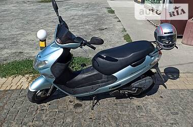 Скутер / Мотороллер Suzuki Address 110 2003 в Гайвороне