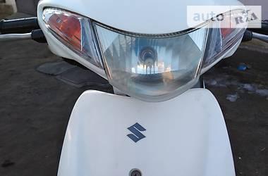 Suzuki Address 50 2009
