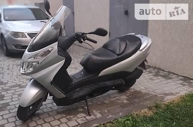 Макси-скутер Suzuki Burgman 2008 в Львове