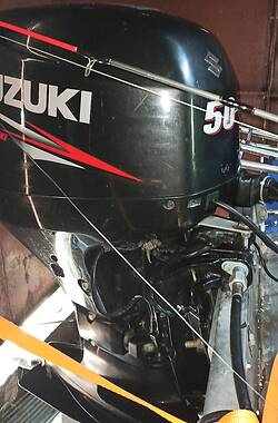 Лодочный мотор Suzuki DF50 2014 в Черкассах