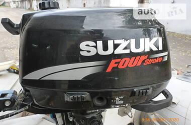 Suzuki DF6S 2008 в Кременчуге