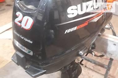Suzuki DF 2014 в Херсоні