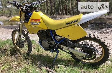 Suzuki DR 250 1994 в Киеве