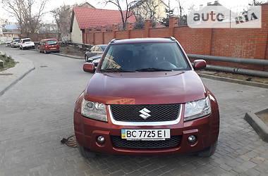 Suzuki Grand Vitara 2007 в Львове