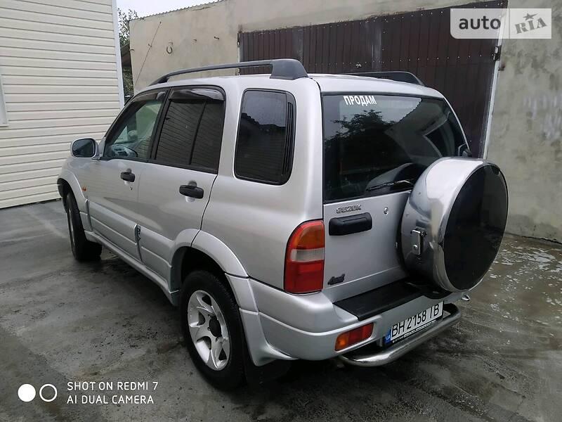 Suzuki Grand Vitara 2003 в Подольске