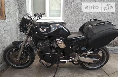 Мотоцикл Без обтекателей (Naked bike) Suzuki GSF 1999 в Запорожье