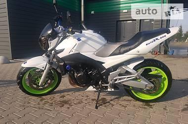 Мотоцикл Без обтекателей (Naked bike) Suzuki GSR 600 2010 в Косове