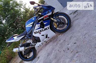 Suzuki GSX R 750 2005 в Компанеевке