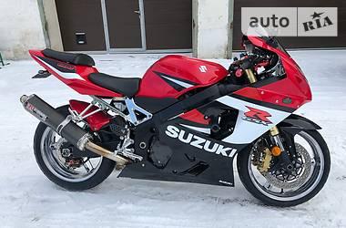 Suzuki GSX-R 600 K5 2005