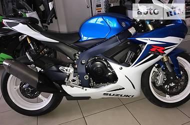 Suzuki GSX-R GSX-R 600 2012