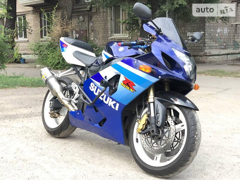 Suzuki GSX-R 2004 в Запорожье