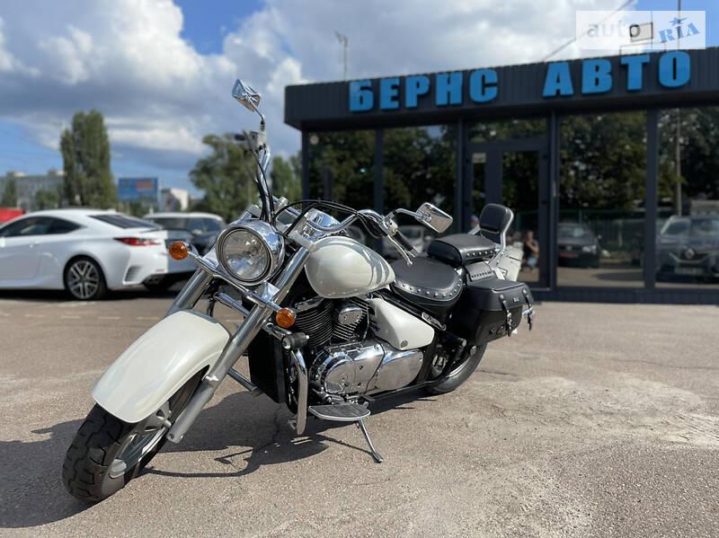 Мотоцикл Круизер Suzuki Intruder 400 2007 в Киеве
