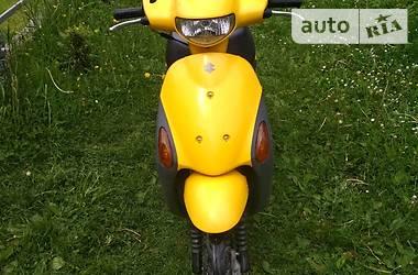 Suzuki Lets 4 2010 в Богородчанах