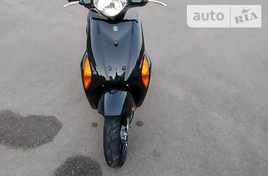 Suzuki Lets 5 2014 в Малине
