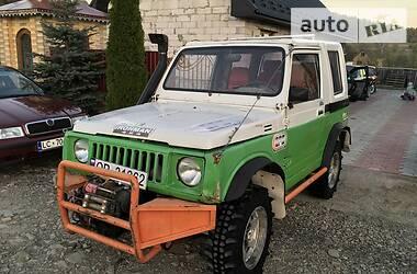 Suzuki Samurai 1992 в Надворной
