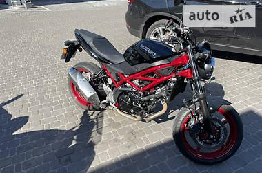 Мотоцикл Без обтекателей (Naked bike) Suzuki SV 650 2018 в Киеве
