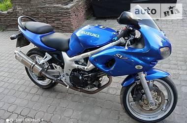 Мотоцикл Спорт-туризм Suzuki SV 650S 2002 в Ковеле