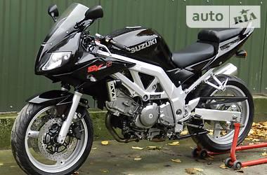 Suzuki SV SV 650 S BLACK 2005