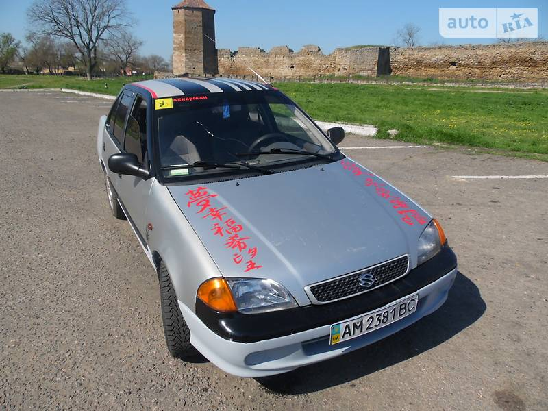 Suzuki Swift 2001 года