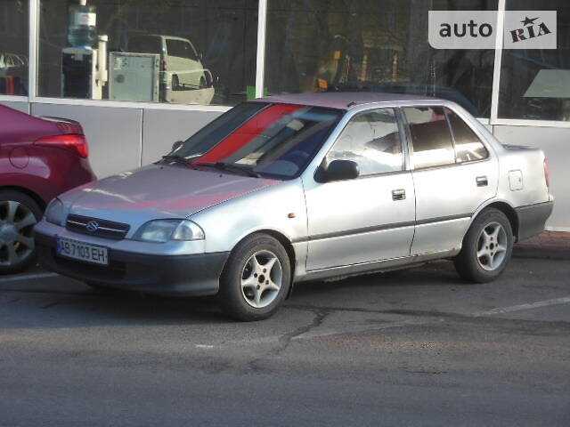 Suzuki Swift 2003 в Киеве