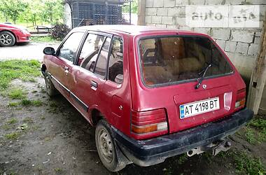 Suzuki Swift 1988 в Черновцах