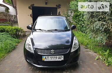 Suzuki Swift 2011 в Ивано-Франковске