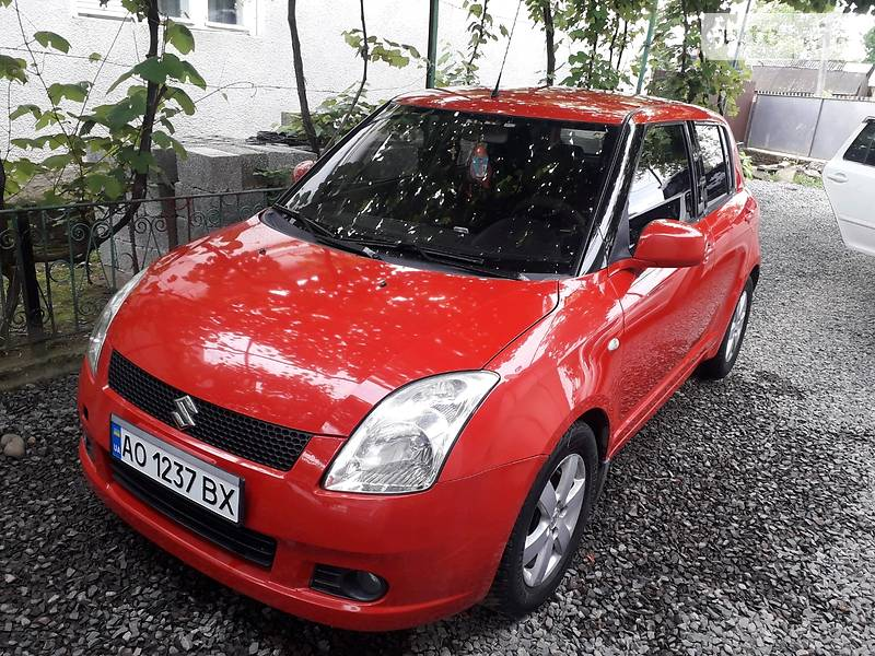 Suzuki Swift 2008 в Мукачево