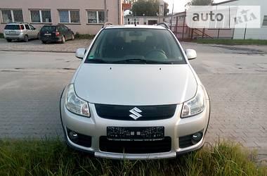 Suzuki SX4 2008 в Виннице