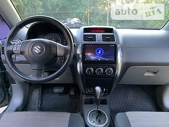 Suzuki SX4 2008 в Киеве