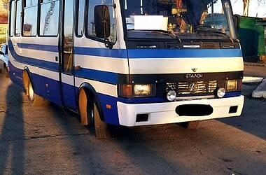 Пригородный автобус TATA A079 2006 в Окнах