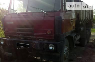 Tatra 815 1992 в Дрогобичі