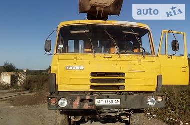 Tatra 815 1991 в Ивано-Франковске