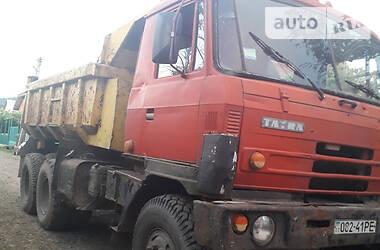 Tatra 815 1987 в Ужгороде